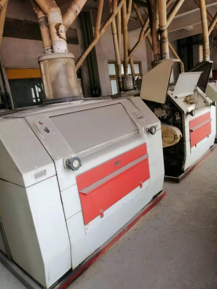 OCRIM Used Flour Milling Production Line